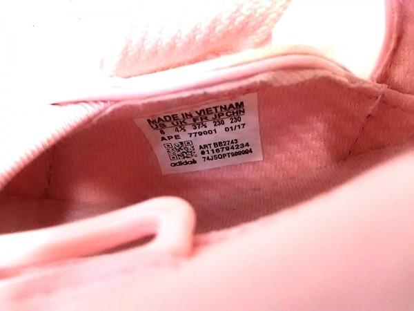 ホワイトマウンテニアリング スニーカー レディース ピンク adidas 6