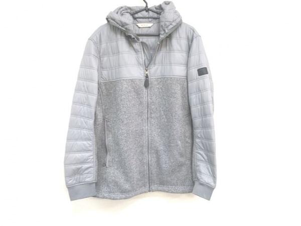 AIGLE(エーグル) ダウンジャケット サイズXL メンズ美品  グレー 冬物