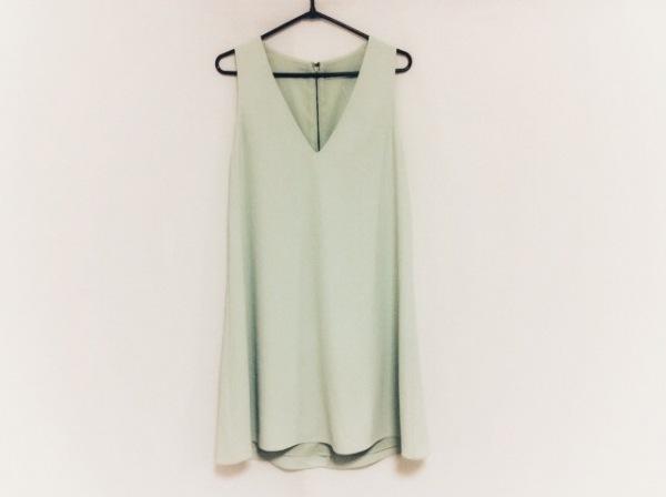alice+olivia(アリスオリビア) ワンピース サイズ0 XS レディース ライトグリーン