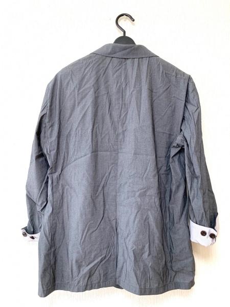 COMME CA MEN(コムサメン) ジャケット サイズL メンズ ダークグレー