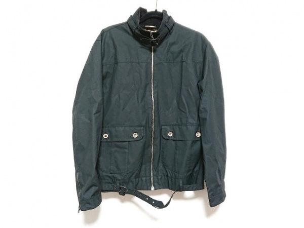 グレンフェル ブルゾン サイズ40 M メンズ美品  黒 Sport/春・秋物