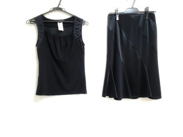 ICB(アイシービー) スカートセットアップ サイズS レディース新品同様  黒