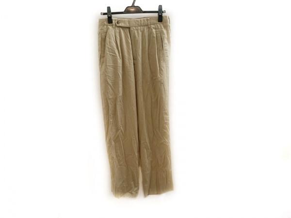 ジョルジオアルマーニ パンツ サイズ48LUN メンズ ベージュ LE COLLEZIONI