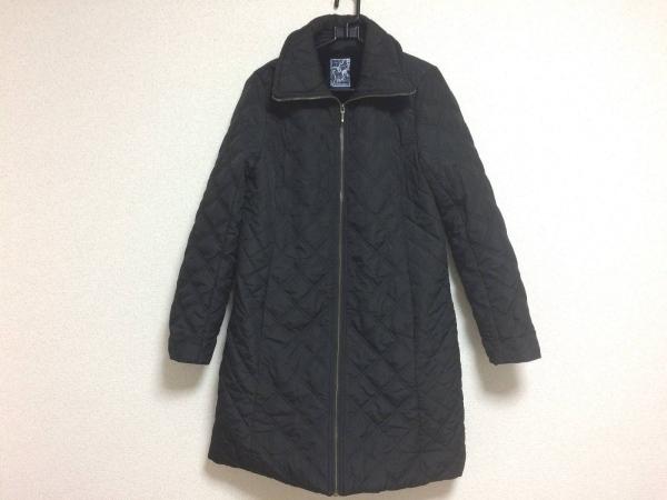 JUNKO SHIMADA(ジュンコシマダ) ダウンコート サイズ13 L レディース美品  黒 冬物