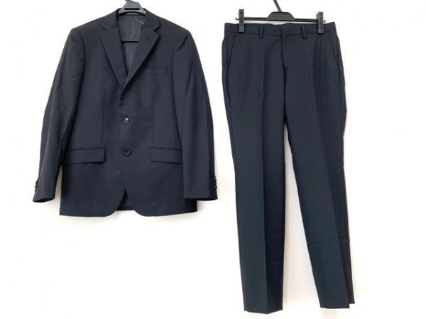 NICOLE(ニコル) シングルスーツ サイズ46 XL メンズ 黒