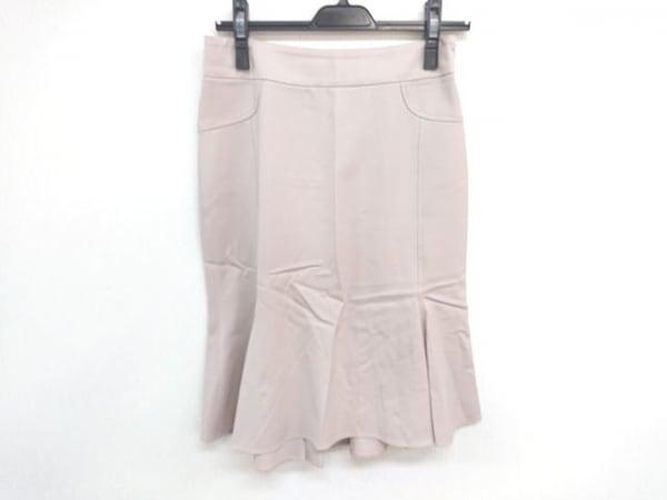 BLUMARINE(ブルマリン) スカート サイズ40 M レディース美品  アイボリー