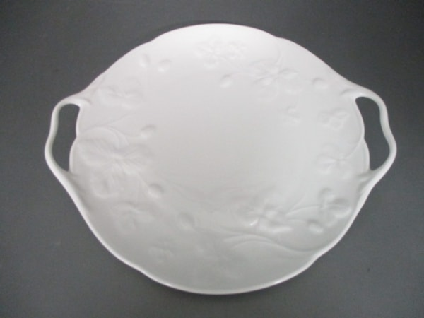 MINTON(ミントン) プレート新品同様  白 陶器