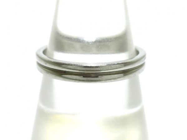 BOUCHERON(ブシュロン) リング美品  ゴドロン プラチナ リング Pt950