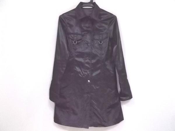 MAGGY(ギンザマギー) コート サイズ38 M レディース ダークグレー 春・秋物