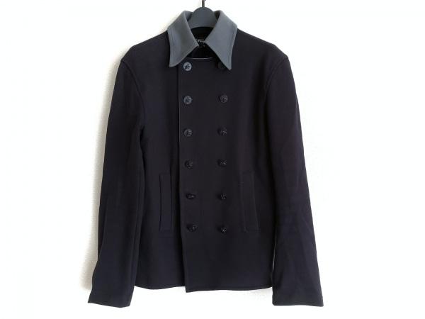 agnes b(アニエスベー) コート サイズ1 S メンズ 黒 春・秋物/homme