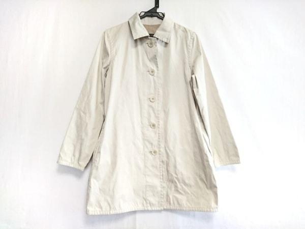 LOUNIE(ルーニィ) コート サイズ38 M レディース美品  ベージュ 春・秋物