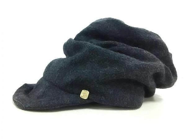CA4LA(カシラ) 帽子 ダークグレー キャスケット/SMILE JAPAN
