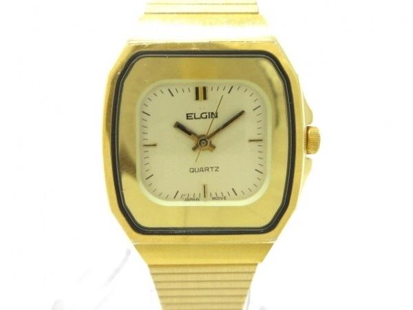 ELGIN(エルジン) 腕時計 - レディース ゴールド