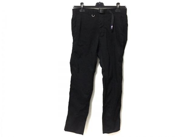 ノースフェイス パンツ サイズ32 XS メンズ美品  黒 パープルレーベル