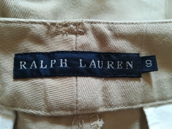 RalphLauren(ラルフローレン) パンツ サイズ9 M レディース ベージュ 3