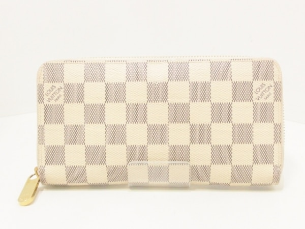 LOUIS VUITTON(ルイヴィトン) 長財布 ダミエ ジッピー・ウォレット N41660 アズール