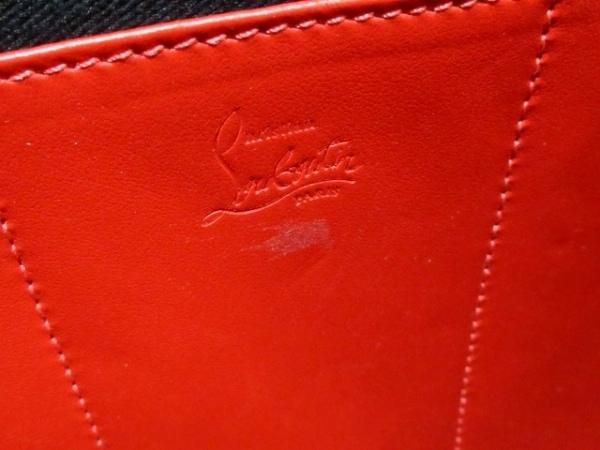 クリスチャンルブタン ハンドバッグ美品  トリックトラックスモール 1165005 レザー