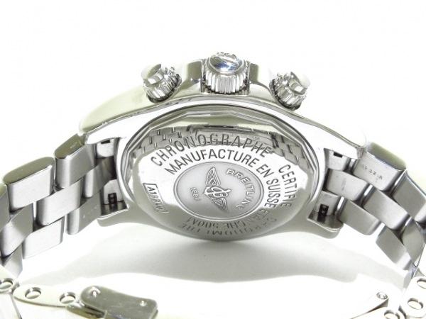 save off 5c962 31fac BREITLING(ブライトリング) 腕時計 クロノ スーパーオーシャン A13340 メンズ ブルー