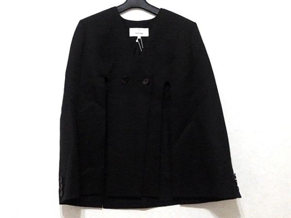 AKIRA NAKA(アキラナカ) ジャケット サイズ1 S レディース美品  黒