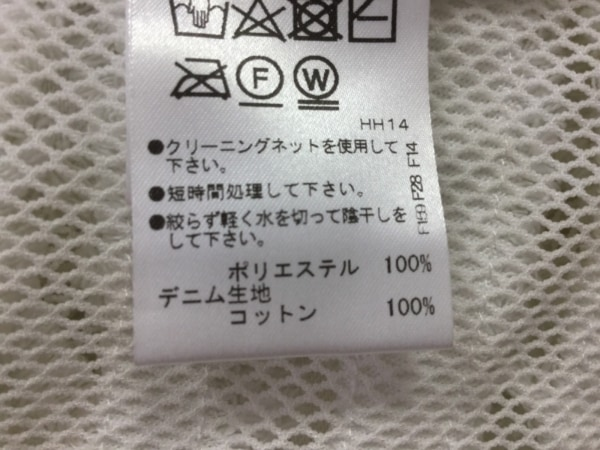 NOKO OHNO(ノコオーノ) スカート サイズ40 M レディース 白