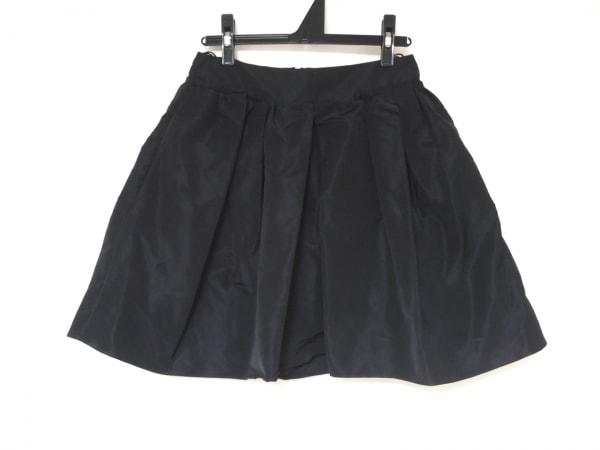 CARVEN(カルヴェン) スカート サイズ36 S レディース 黒