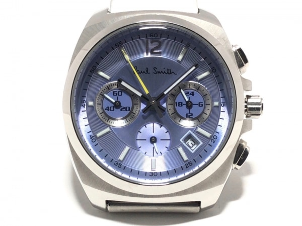 PaulSmith(ポールスミス) 腕時計美品  P520-T011527 ボーイズ パープル
