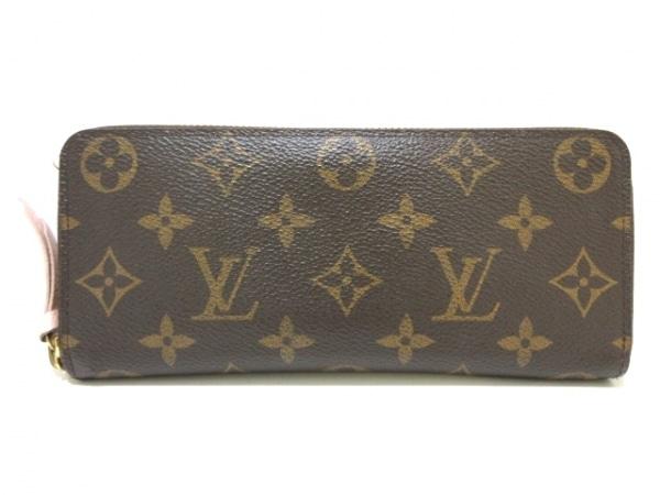 LOUIS VUITTON(ルイヴィトン) 長財布 モノグラム ポルトフォイユ・クレマンス M61298