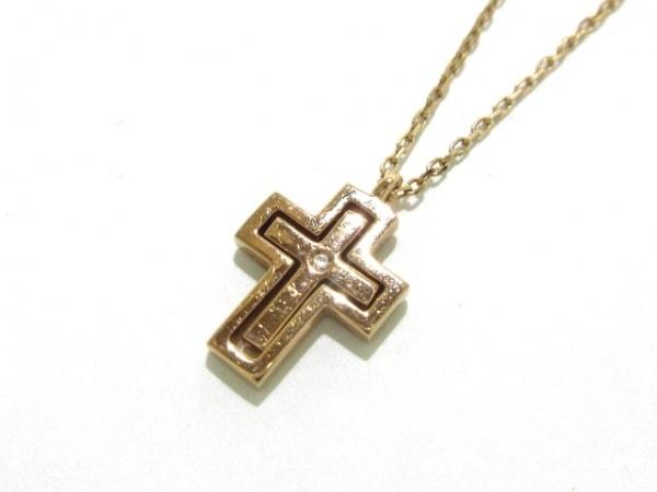 DAMIANI(ダミアーニ) ネックレス美品  ベルエポック K9PG×ダイヤモンド