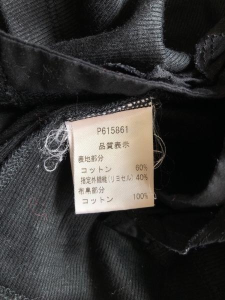 ピッコーネ 長袖シャツブラウス サイズ40 M レディース美品  黒 STUDIO/フリル