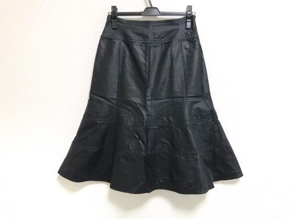 +RICO HIROKOBIS(リコヒロコビス) スカート サイズ11 M レディース美品  黒