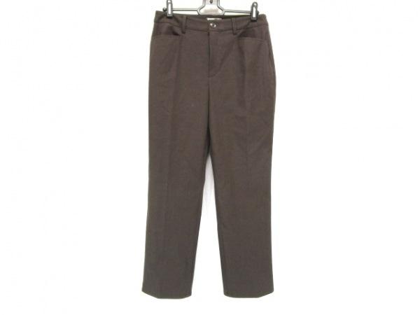 B3 B-THREE(ビースリー) パンツ サイズ36 S レディース ブラウン