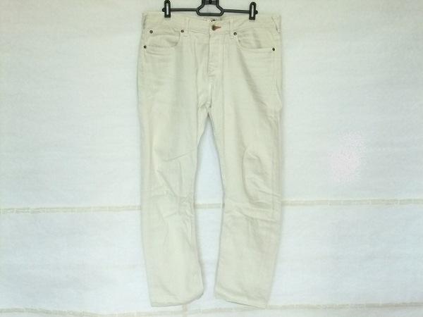 ポールスミスレッドイヤー パンツ サイズXXL XL メンズ アイボリー