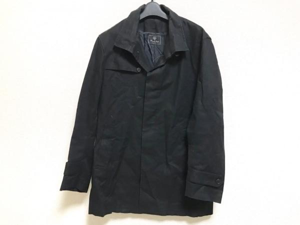 MEN'SBIGI(メンズビギ) コート サイズ4 XL メンズ 黒 ショート丈/冬物