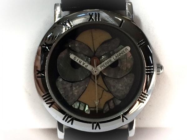 ピエールラニエ 腕時計 065.958 レディース フクロウモチーフ 世界限定999個腕時計
