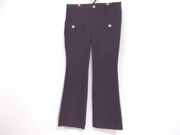 COCUE(コキュ) パンツ サイズ2 M レディース 黒
