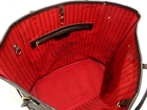 ルイヴィトン トートバッグ ダミエ ネヴァーフルMM N51105 エベヌ ダミエ・キャンバス