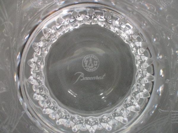 Baccarat(バカラ) 食器新品同様  パルメ クリア グラス クリスタルガラス