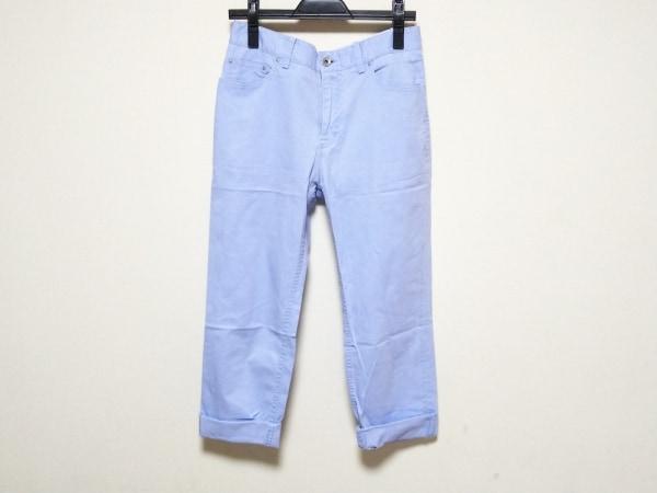 MACPHEE(マカフィ) パンツ サイズ38 M レディース ライトブルー