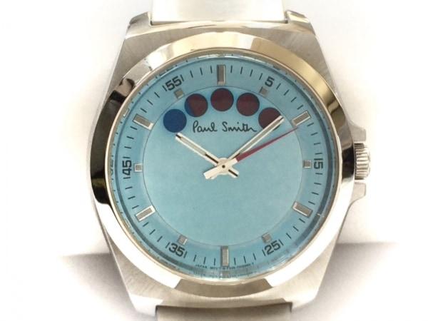 PaulSmith(ポールスミス) 腕時計 F335-T001572 メンズ ライトブルー