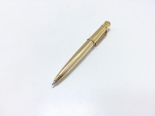 Cartier(カルティエ) ボールペン ディアボロ ゴールド インクあり(黒) 金属素材