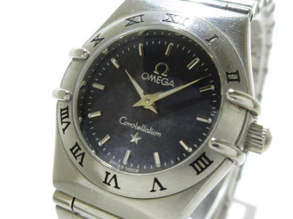 OMEGA(オメガ) 腕時計 コンステレーション - レディース ダークグレー