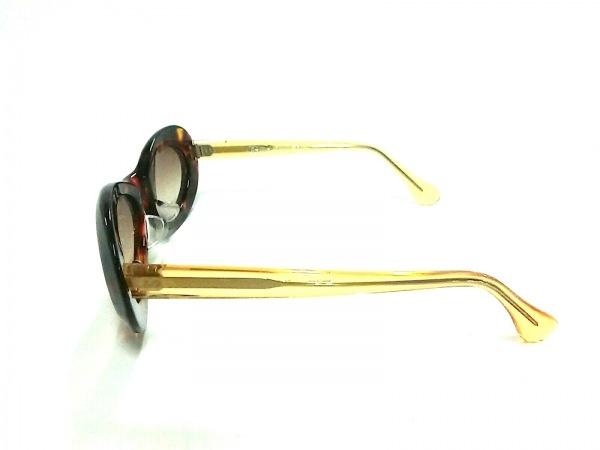 オリバーゴールドスミス サングラス ライトブラウン×ダークブラウン プラスチック