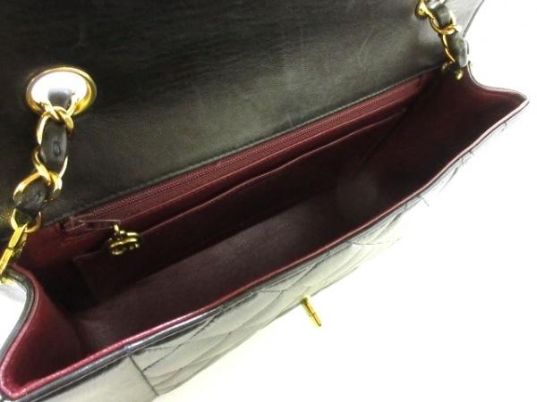 CHANEL(シャネル) ショルダーバッグ マトラッセ A01165 黒 ラムスキン