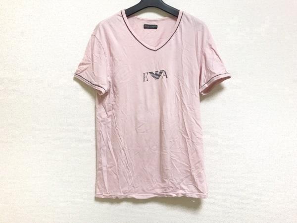 エンポリオアルマーニ アンダーウェア 半袖Tシャツ サイズXL メンズ美品