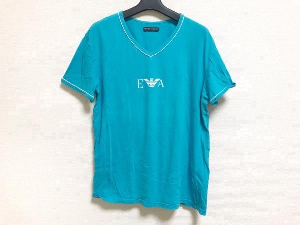 エンポリオアルマーニ アンダーウェア 半袖Tシャツ サイズXXL XL メンズ