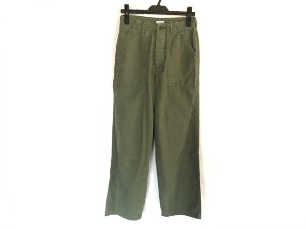 TODAYFUL(トゥデイフル) パンツ サイズ36 S レディース グリーン