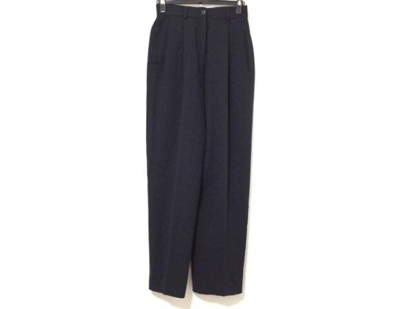 GIORGIOARMANI(ジョルジオアルマーニ) パンツ サイズ40 M レディース美品  黒
