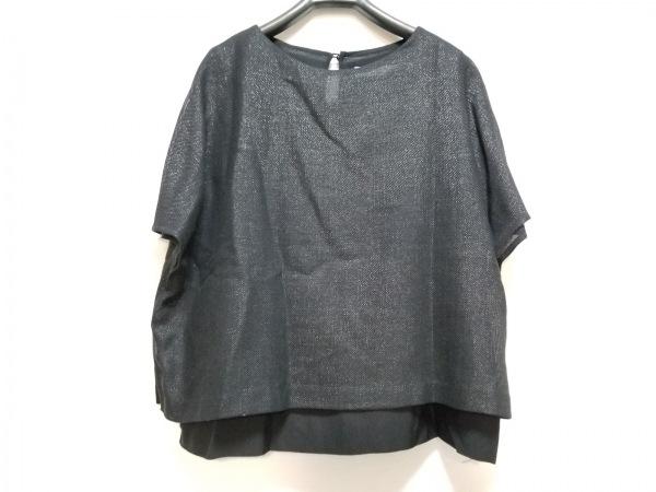 ADORE(アドーア) 半袖カットソー サイズ38 M レディース 黒