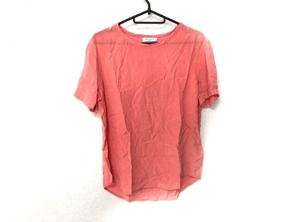 EQUIPMENT(エキプモン) 半袖カットソー サイズXS レディース美品  ピンク シルク