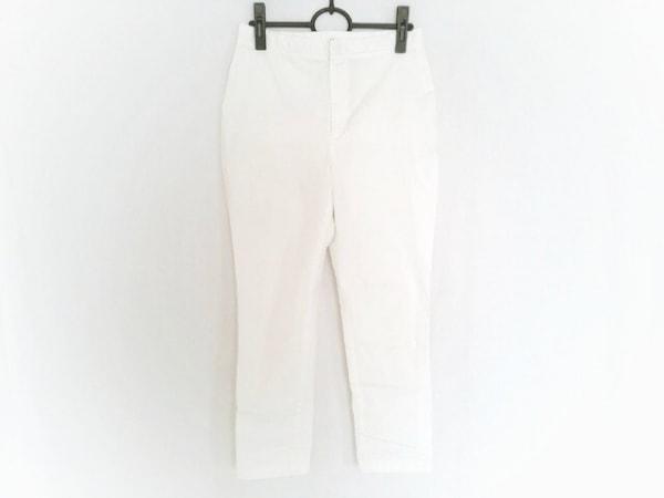 45R(フォーティーファイブ・アール) パンツ サイズ1 S レディース 白